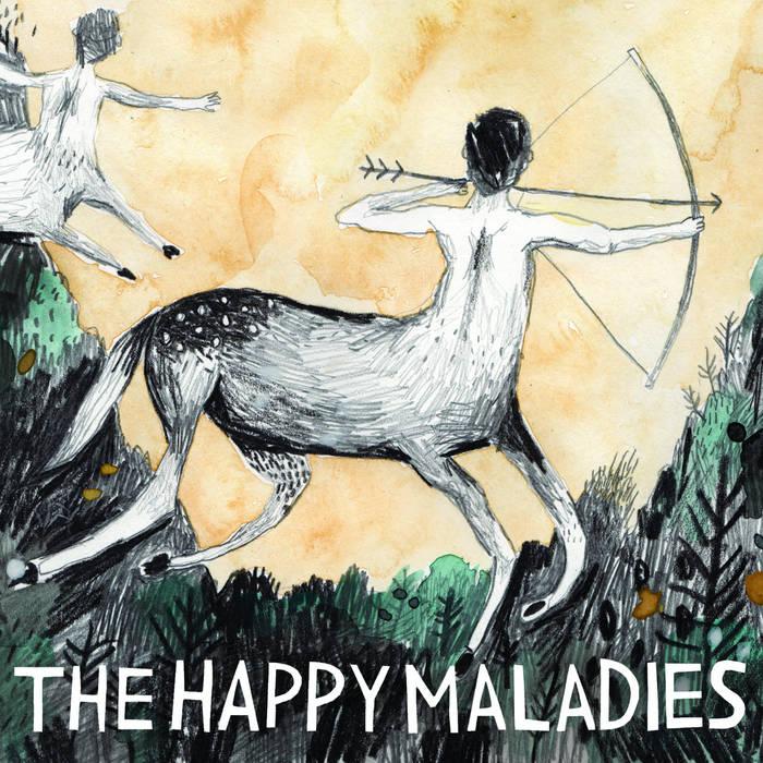 the happy maladies cover art