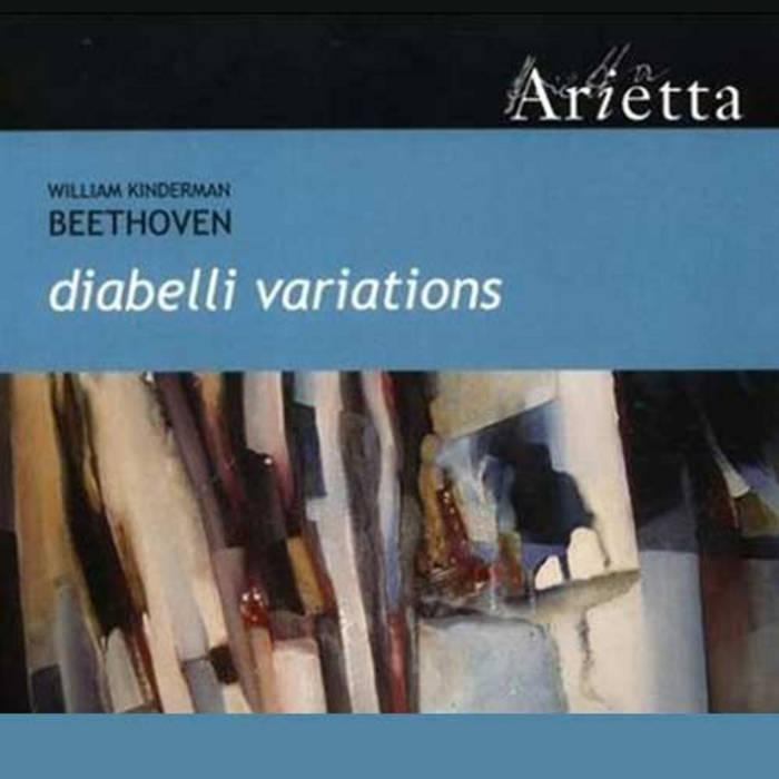 Diabelli Variations cover art