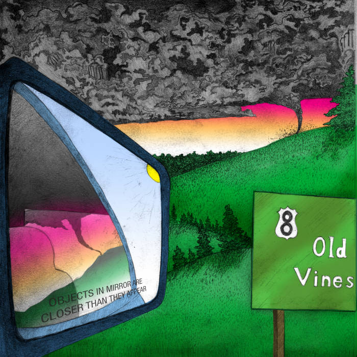 8 Old Vines EP cover art