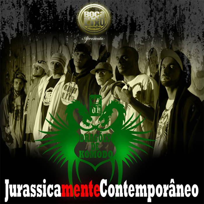 Jurassicamente Contemporâneo cover art