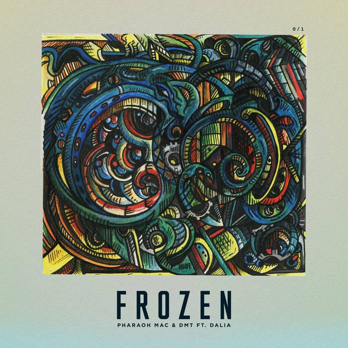 Frozen ft. Dalia cover art