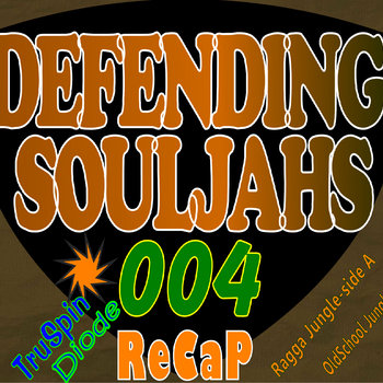 DeFending Souljahs - ReCap EP_004 cover art