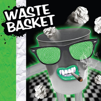 Waste Basket cover art