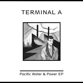 Pacific Water & Power EP cover art