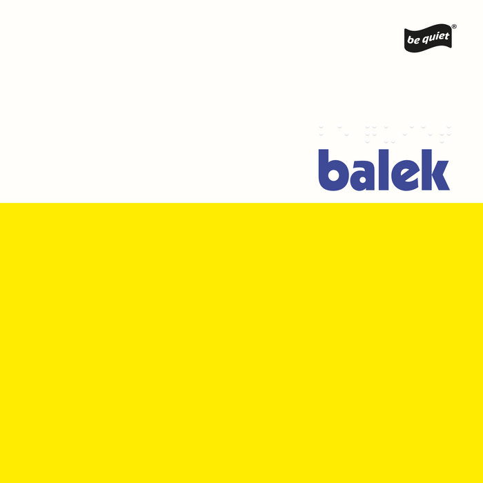 BALEK cover art