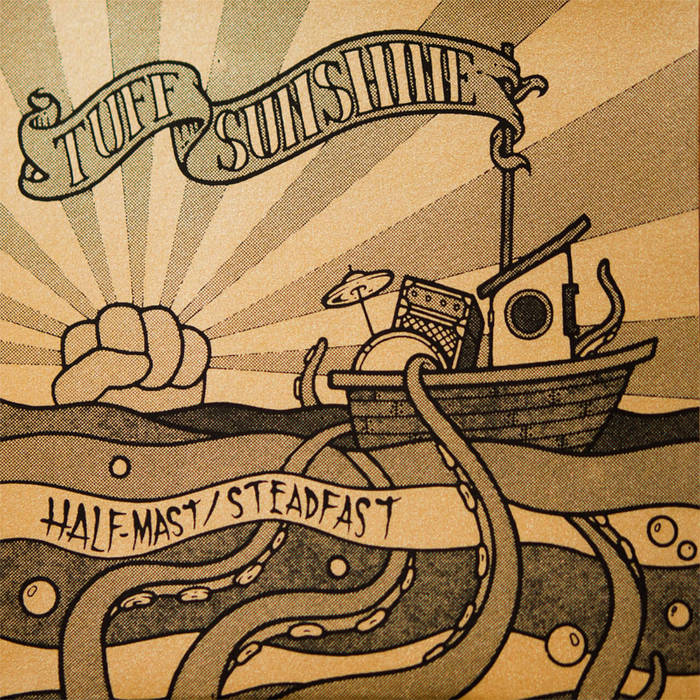 Half-Mast/Steadfast cover art