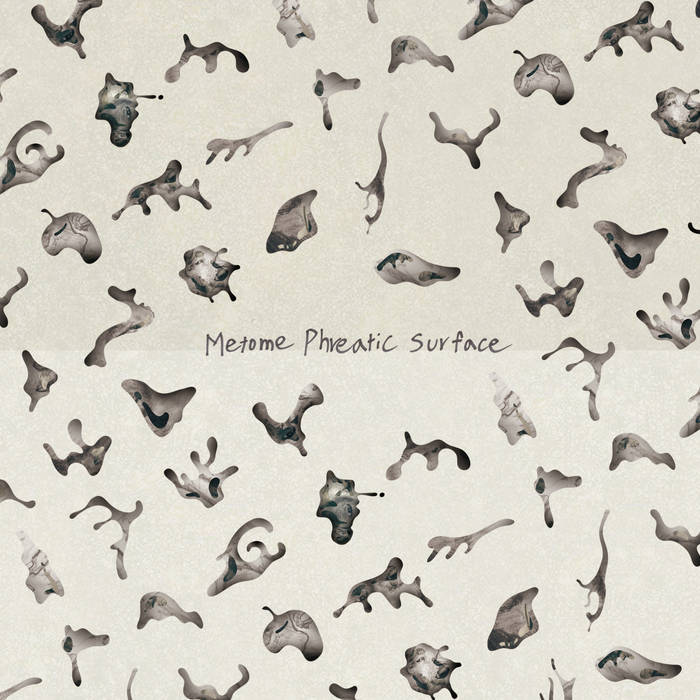 Phreatic Surface cover art