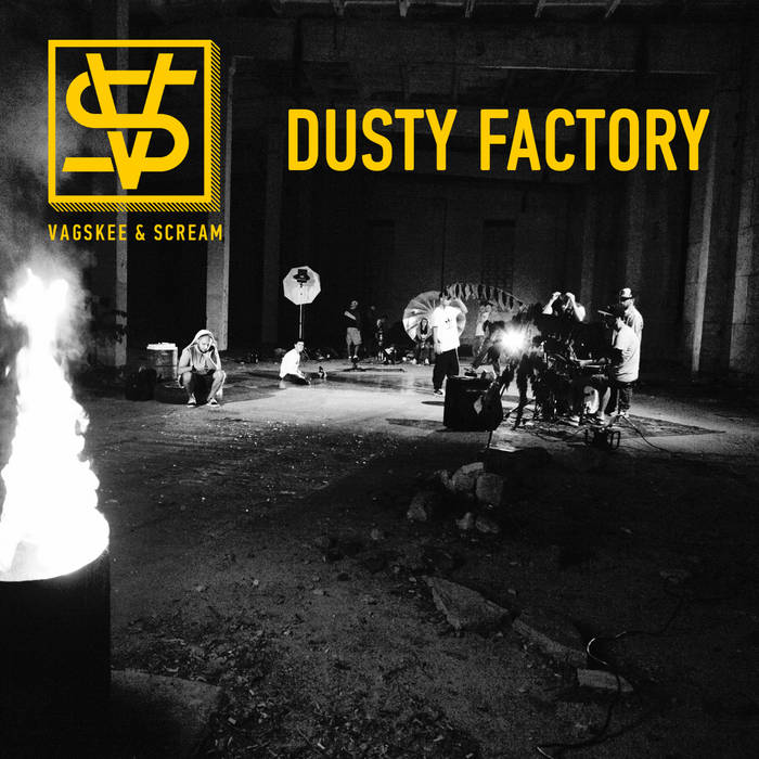 Dusty Factory cover art