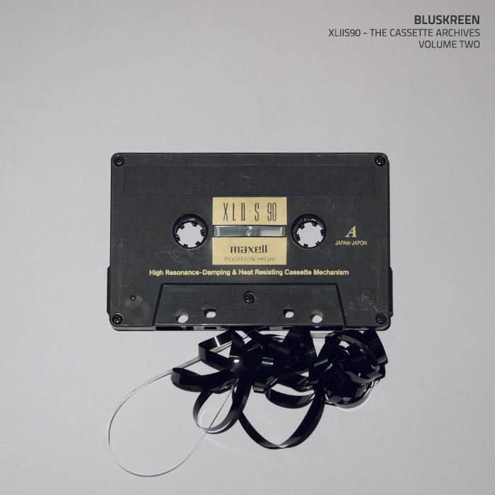 XLIIS90 - The Cassette Archives (Volume Two) cover art