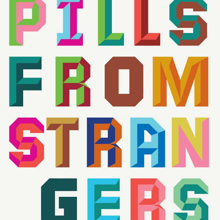 Pills From Strangers cover art