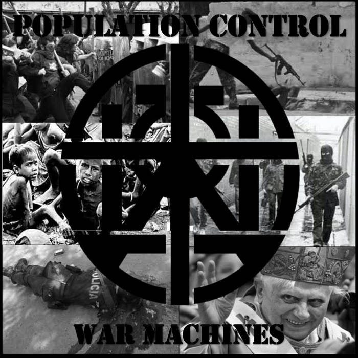 War Machines cover art