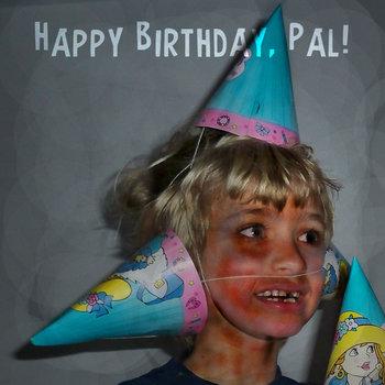 Happy Birthday, Pal! cover art