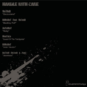 Handle With Care Vol.1 cover art