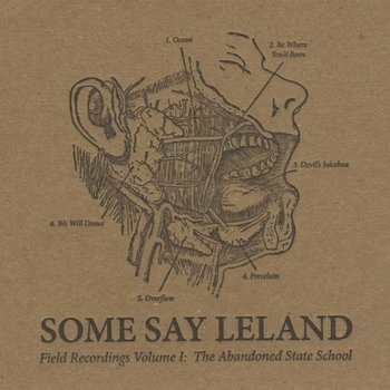 Field Recordings Volume 1:  The Abandoned State School cover art