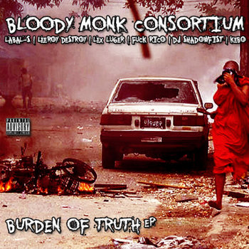 Burden of Truth EP cover art