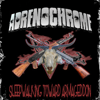Sleepwalking Toward Armageddon (Live EP) cover art