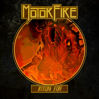 Rising Fire cover art