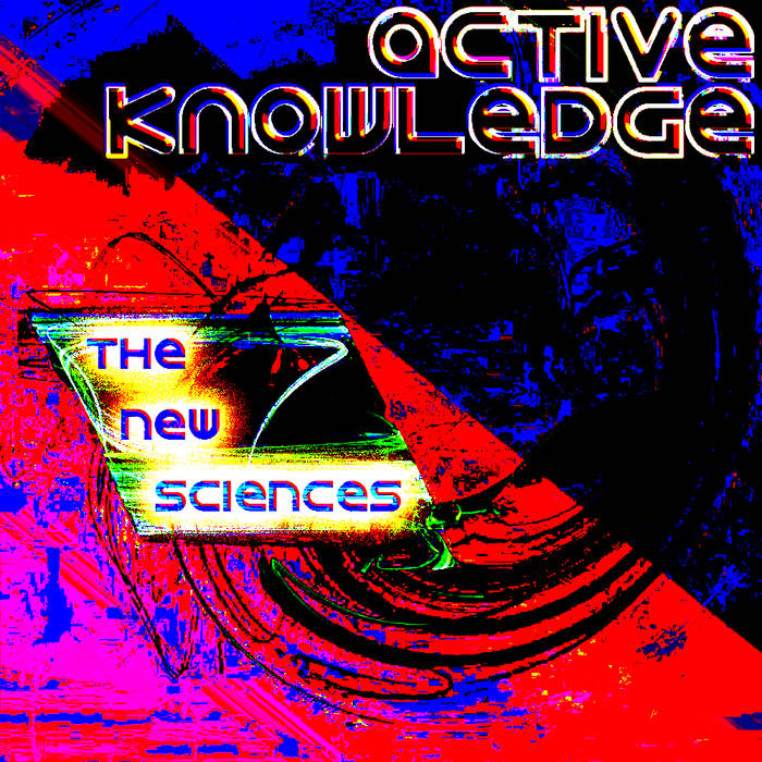 The New Sciences cover art