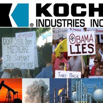We are Koch Ore cover art