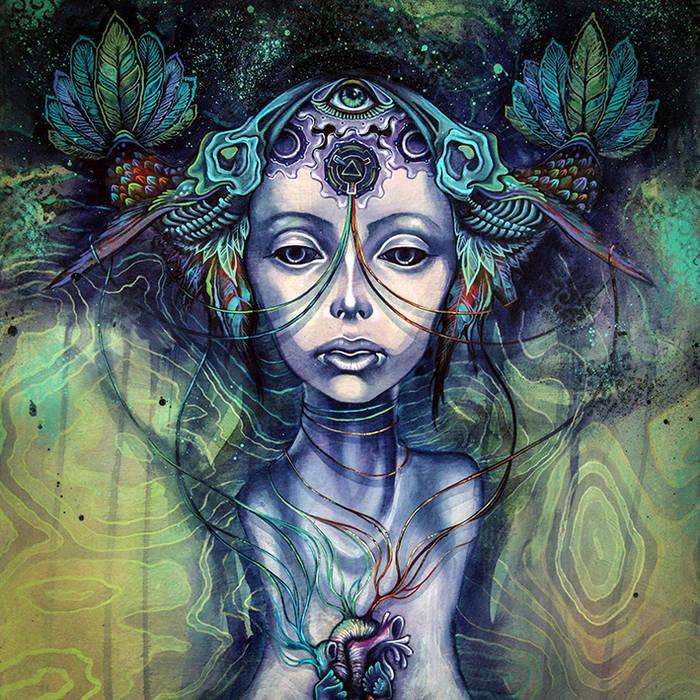 """""""LumineyeZ"""" Vol.2 cover art"""