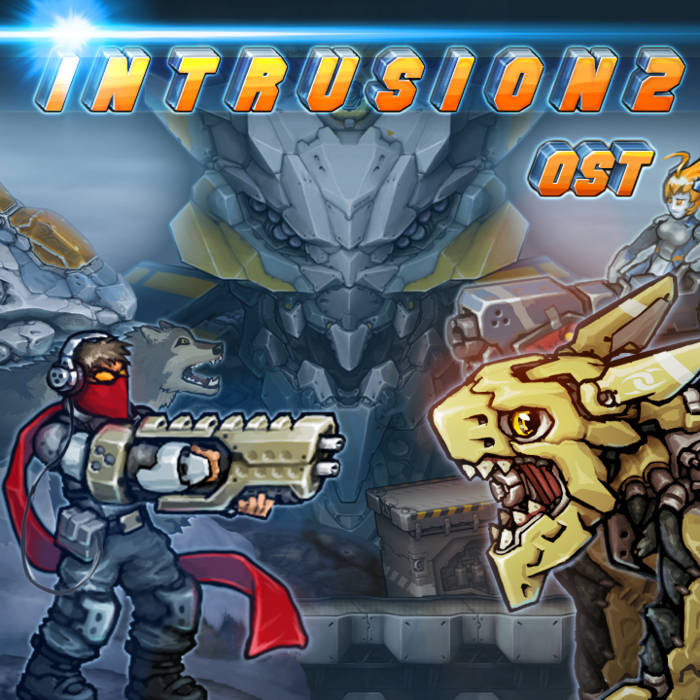 Intrusion 2 Original Soundtrack cover art