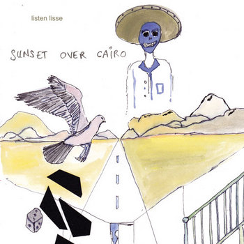 Sunset Over Cairo cover art