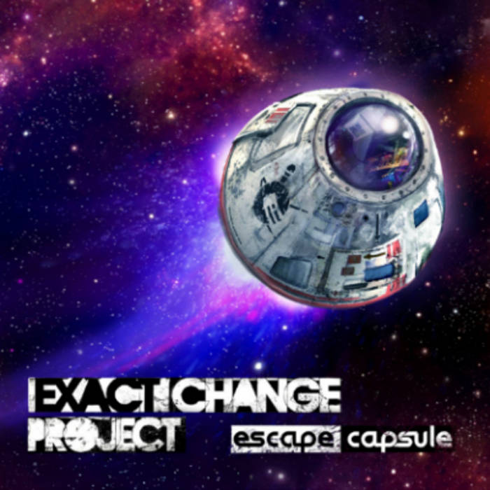 Escape Capsule cover art