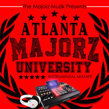 Majorz University: The Instrumentals cover art