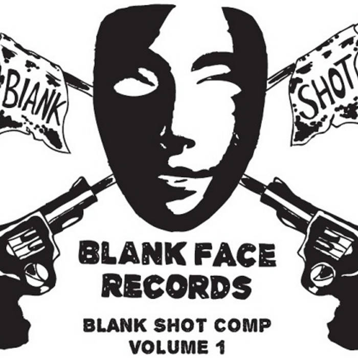 Blank Shot Comp, Vol. 1 cover art