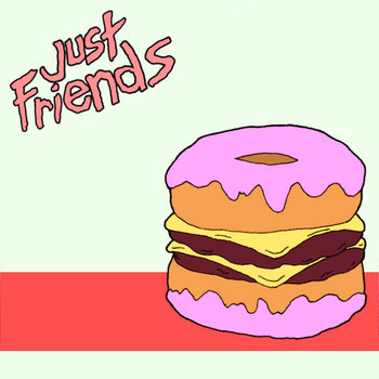 "Just Friends 7"" cover art"