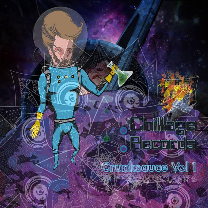Crunksauce Vol. 1 cover art