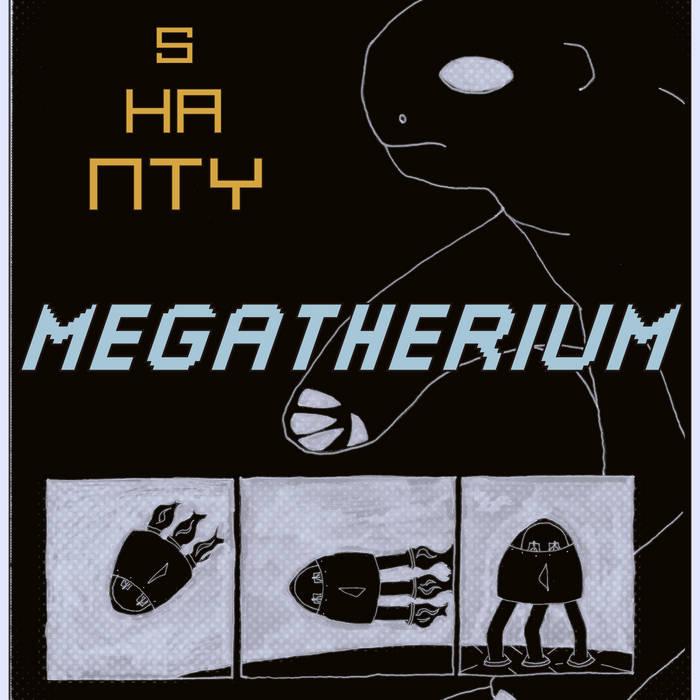 Megatherium cover art
