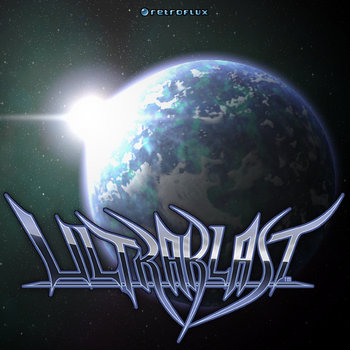 Ultrablast Soundtrack cover art