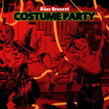 Costume Party cover art