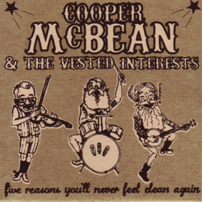 5 Reasons You'll Never Feel Clean Again cover art