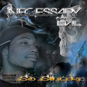 Necessary Evil cover art