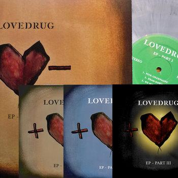 EP Trilogy (I + II + III Deluxe) cover art