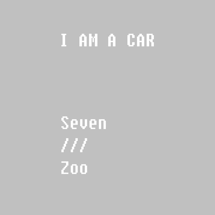 Seven /// Zoo cover art