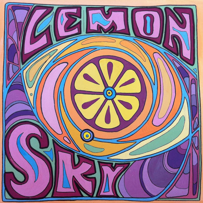 Lemon Sky cover art