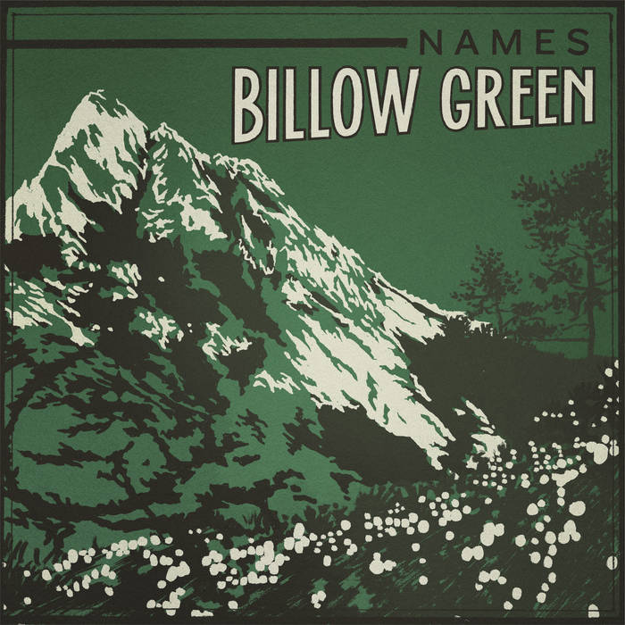 Billow Green cover art