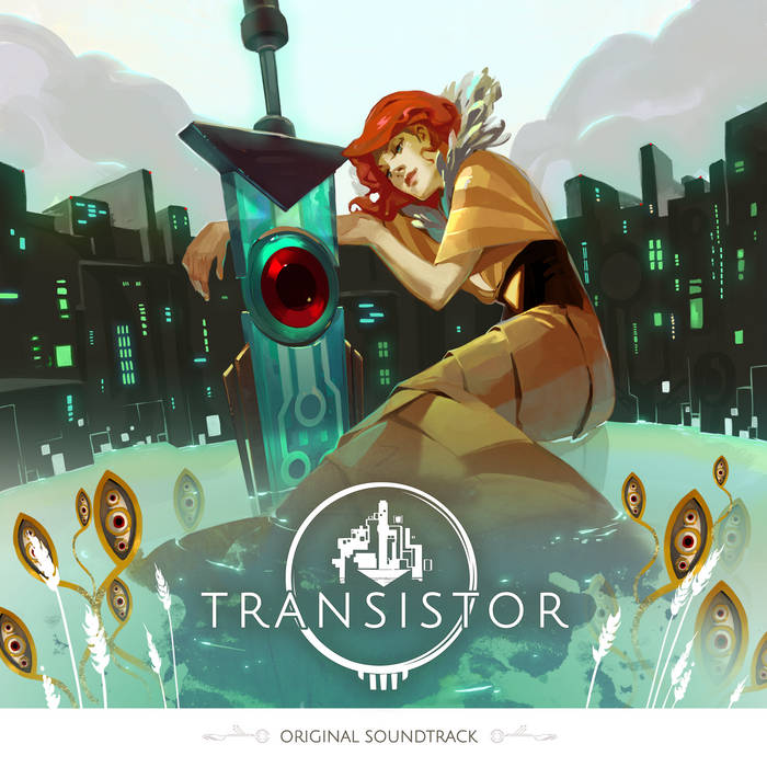 Transistor Original Soundtrack cover art
