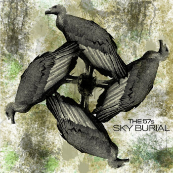 Sky Burial cover art