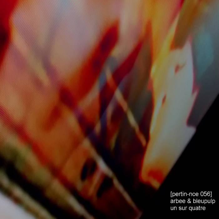 [pertin-nce_056] arbee & bleupulp - un sur quatre cover art