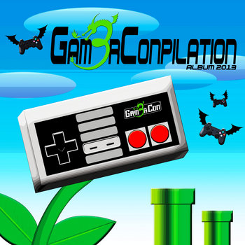 Gam3rConpilation Album 2013 cover art