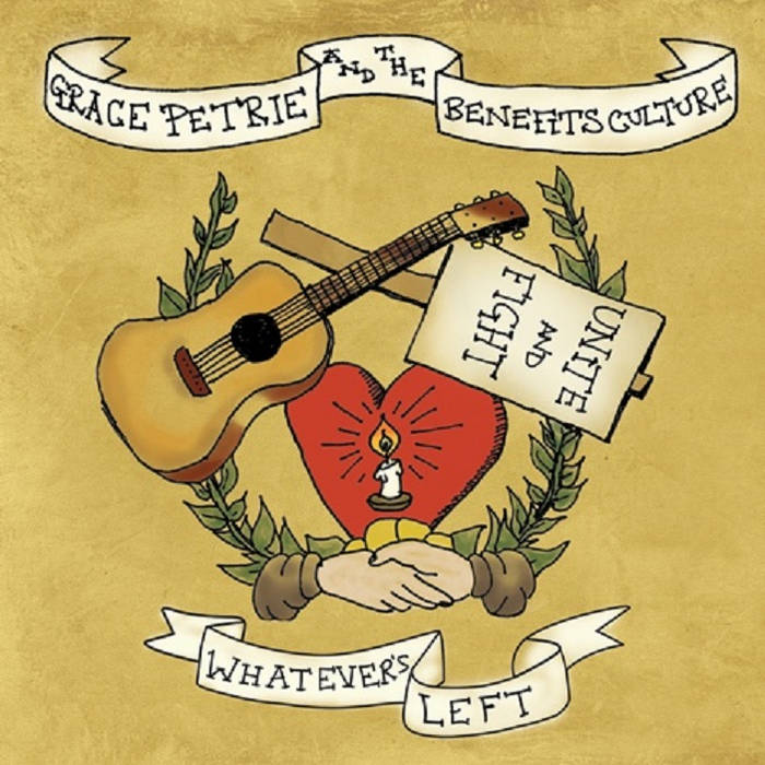 Whatever's Left cover art
