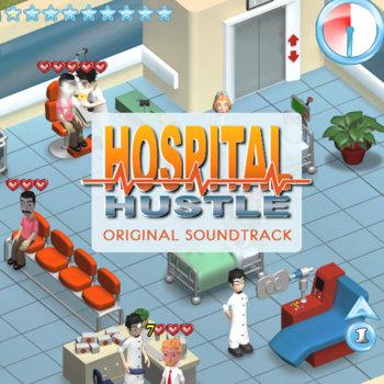 Hospital Hustle OST cover art