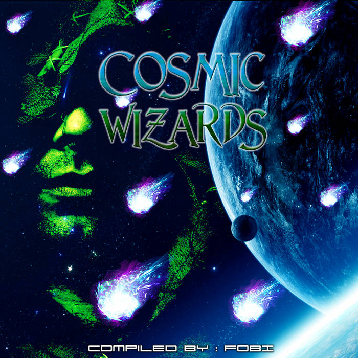 V.A.Cosmic Wizards ( GWRVA001 ) cover art