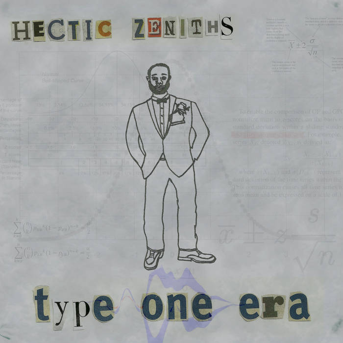 type one era EP cover art