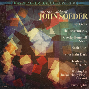 ANOTHER SIDE OF JOHN SOEDER cover art