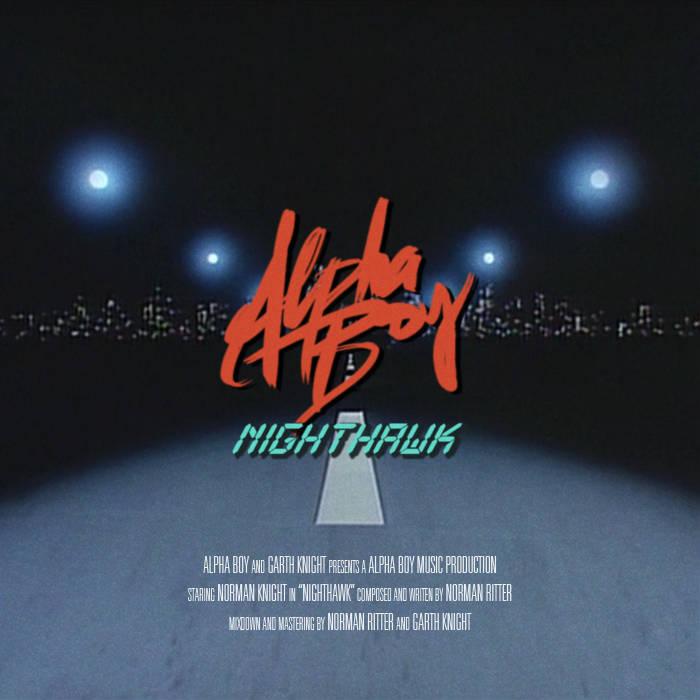 Nighthawk - EP cover art